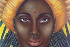 Prêtresse Nubienne